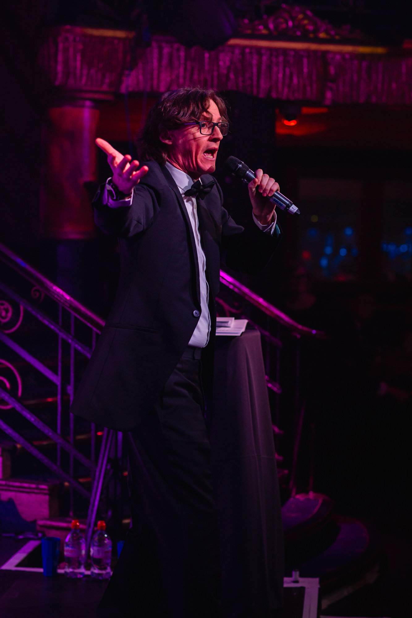 Ed byrne event comedy photo