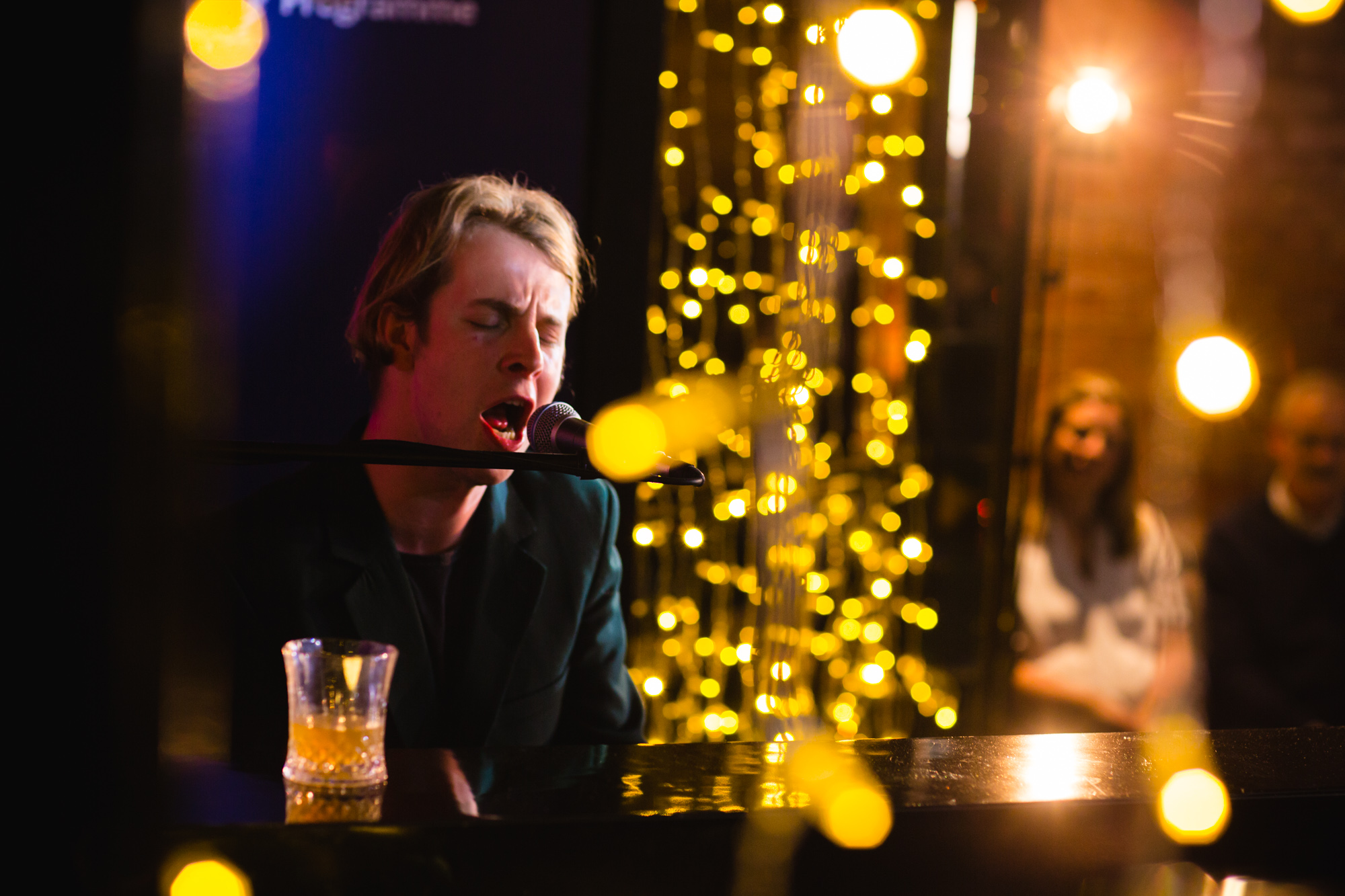 Tom Odell event photo