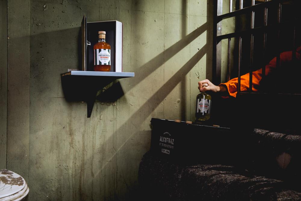 Alcotraz bar lifestyle photo